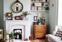 Home Decor / Inspiration for our home