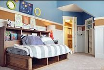 Spaces for Kids / Places & Spaces just for kids / by Stacy Teet | Kids Stuff World