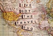 Got the travel bug? / by Serap Ozbey