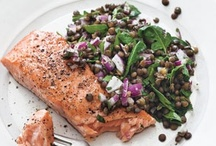 Fish Recipes / by Elisabeth Kisselstein