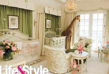 nursery and kids rooms / www.FabGabBlog.com