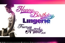 Lingerie Insight 2nd B-day  / by Lingerie Insight
