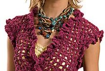 crochet clothes / by Terry Davidson