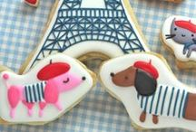 Royal Icing Cookie Ideas / by Aimee C-H