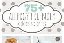 Allergy Free Recipes / by Elisabeth Kisselstein