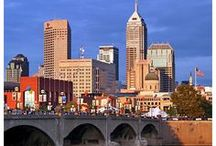 Indianapolis City Guide - Indiana / Indianapolis has grown and improved over the years. The city is full of world-class museums, restaurants and entertainment venues. It hosts the Indy 599 each May, drawing thousands of Indy-car fans into the area. The whole city is full of history and has so many lovely areas. Needless to say, I am proud to call it home! Please pin politely!!!!