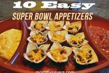 Superbowl and Other Party Foods