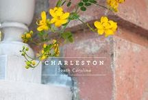 Charleston, South Carolina / Charleston, South Carolina is a Southern gem of a city. Easy to navigate, beautiful, filled with wonderful shops, sights, and restaurants. Explore Charleston with these lovely images! PLEASE pin politely!!!