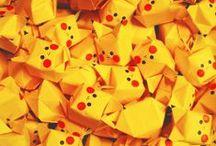Yellow / Shine bright! / by Kya O