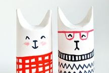 Design for Kids / The coolest, most creative, colorful projects for kids. / by Stacy of KSW