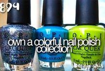 nail polish passion / by Sofia Barbosa