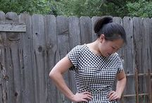 Sewing patterns (owned)