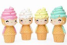 Cute Magic / The magic in the cute.   http://cutemagic.com / by Kya O