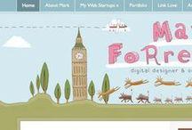 Website Design / by Kya O