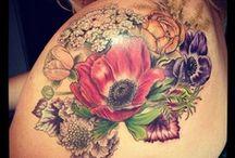 Tattoos/ Part I / tattoo art