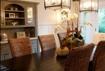 DINING ROOMS / by Kate Mitchell