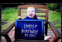 I'm ONE / Ideas for first birthday pictures  / by hlacharite⚓️