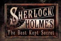 Sherlock Holmes / by Sherlockology
