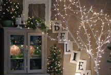 I LOVE CHRISTMAS / by Megan Shifflett