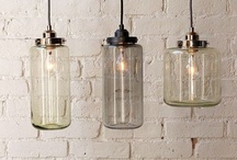 For the Home: Lighting Fixtures / by Aneta Kalogjera Miletic