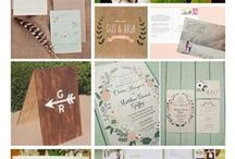 Bolts & Arrows: Wedding Paper  / Wedding Paper Stationary, Save The Dates, Invitations, Maps, Name Cards, Thank You Cards.