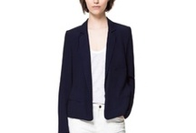 """Four Seasons Layering Options / 1.  Layers should be fitted if long, shorter if more relaxed/drapey.  2.  Blazers can be black or dark grey to match your dress/tops/pants/skirts.  3.  """"Communal"""" layers should be updated."""