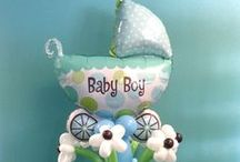 Baby Shower Ideas / Balloon decor we have done and a few ideas we would like to try!