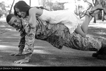 Military Love  / Cute ideas for military couples  / by hlacharite⚓️
