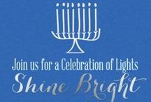 Snapfish/Hanukkah Cards / a couple of our favorited designs on Snapfish/TwoBranchingOut / by Two Branching Out