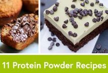 Protein brands and recipes  / Protein brands and recipes I like or want to try.
