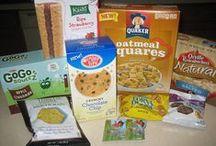 DAIRY & EGG FREE: Snacks / by Katy B