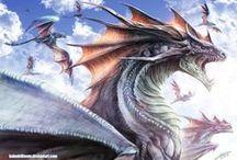 Mighty Dragons / by Lynda Morgan
