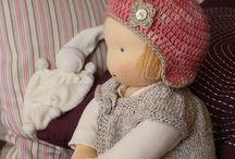 Doll cloths - Knitting & Crochet
