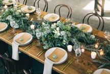 Wedding:: Tablescapes