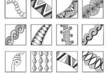 zengangle pattern