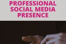 Social Media Tips from Five Foot and Fabulous / Five Foot and Fabulous / social media tips / facebook / how to use linkedin / twitter / pinterest / youtube