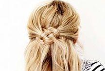 Hair / by Kaycee Glazier