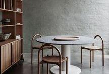 interiors / natural | creative | spacious | midcentury modern | design