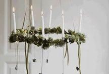 christmas / natural christmas | simple christmas| diy christmas | christmas ornaments