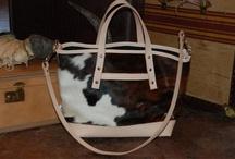 Belle Vache Handbags