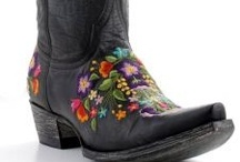 Boots...Boots...and more Boots ♥ / by Jeanie Griffin