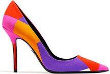 Shoe Fetish~Pumps (closed toe) / A pump always makes my legs look good ;) / by Sheila Cunningham