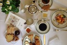 """Lovely breakfasts / Let the breakfast fuel you up with the happiness you deserve. Start your mornings at """"La Meridiana Relais & Chateaux""""."""