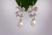 Wedding Pearl Jewelry / by Danique Jewelry