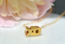 Gold and Silver Charms / by Danique Jewelry