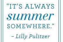 Summertime... Sweet Summertime!