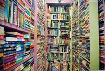 Bookshelves / by Anouk Meerman