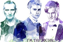 The Doctor / by Samantha M