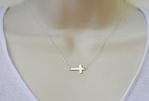 Cross jewelry / by Danique Jewelry