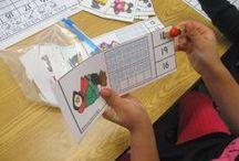 Kindergarten / Ideas for teaching all kindergarten subjects.